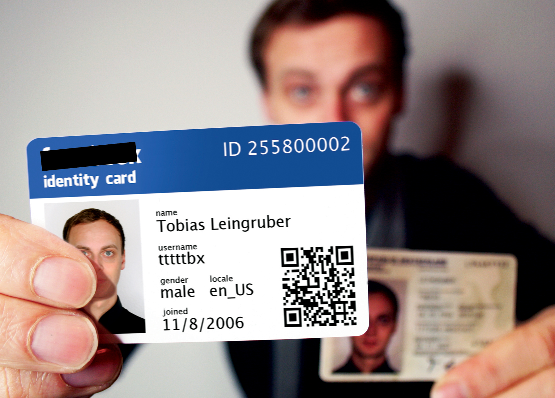 Social ID Bureau // Get your Social Identity Card NOW!